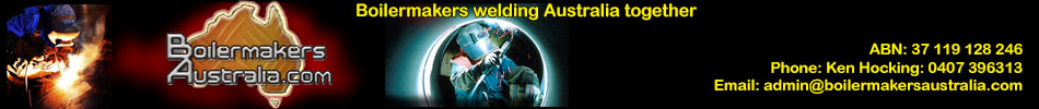 Boilermakers Australia, pipeline construction Australia wide Based in Central Queensland